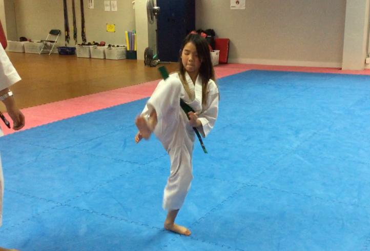 JKA Competititon Training